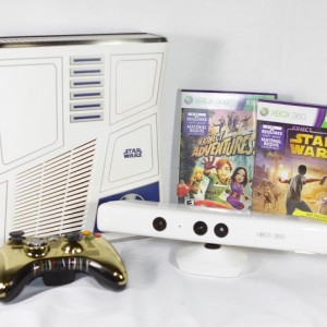 Special Edition Star Wars XBOX 360